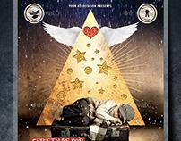 Christmas Poster for Homeless Children