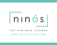 Nino's - Not Ordinary Clothes