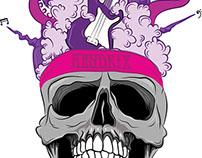 Purple Haze Illustration