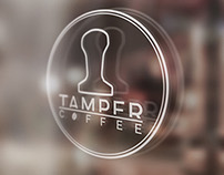 Tamper : Coffee