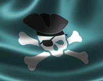 Concept for I Pirati Grafici