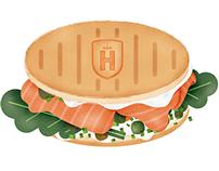 Sandwich Havanna