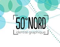 50°NORD / Identité Visuelle