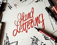 Hand Lettering No.1
