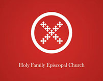 Holy Family Episcopal Church logo proposals