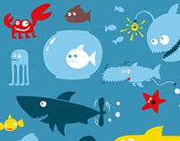 Creative & Fish for vseidei.ru