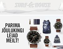 Surfhouse newsletter
