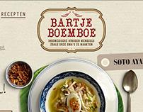 Bartje Boemboe webshop