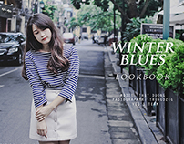 THE WINTER BLUES LOOKBOOK | FOR VEOS