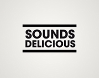 Sounds Delicious | Branding