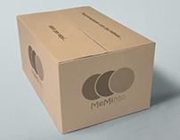 Memimo packaging box