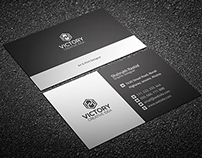 Download I Graiht & Corporate Business Card (FREE)