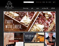 Antonelli's Cheese – Volusion Client