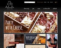 Antonelli's Cheese –Volusion Client