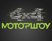 """Advertising campaign """"Motorshow 4x4   DIPLOMA project"""