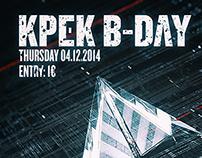 Kpek b-day