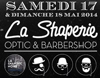 La Shaperie @ La Chambre Noir by Theophilus London