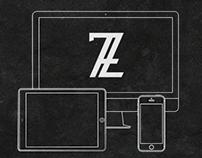 UI - UX // ZOGRAFOS // Responsive Site
