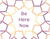 Be Here Now Book Cover