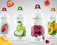 Fit20 Studio: Branding and packaging