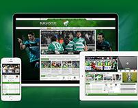 Bursaspor Website and Apps