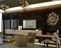 Elegant Apartment Interior Design
