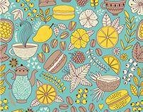 Macarons Pattern