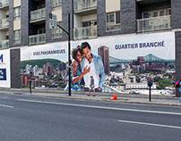 Metropol Condos Building Wrap
