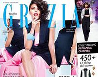 Grazia India cover story
