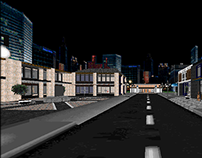 Early Days of VRML using Superscape