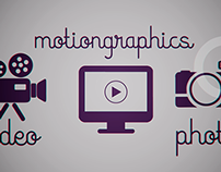 motion CV // video resume