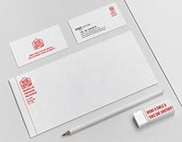 InDaHouse Social Enterprice - Logo & visual id.design