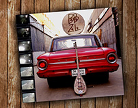 BaBa ZuLa - 34 Oto Sanayi Album Cover
