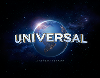 Universal Pictures Re-Design Pitch