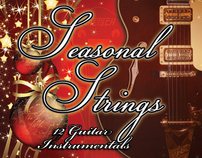 Kent Sparrow Seasonal Strings Christmas CD