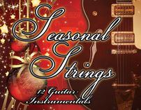 Kent Sparrow Seasonal Strings Christmas CD