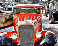 Cruzin Car Show Car 1