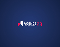 Corporate Identity / Agence 23