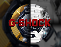 G Shock - Toughness With Attitude