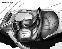 SEAT Lagarto. SEAT 2035