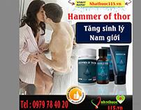 Hammer of thor co tot khong | San pham tri yeu sinh ly