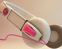 Headphone Concept design