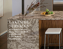 Lakeside Surfaces Inc. 2015 Company Catalog