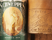 schweppes historical edition | advertising