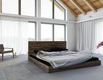 vol.1 Beds - MODO version