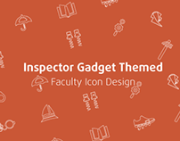 Faculty Icon Design