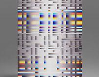 HV Font | DE 2014 | 100/11 | Glitch Experiment