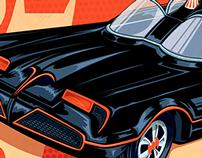 Batmobile '66