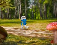 Smurf - ((simple animation))