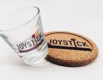 Joystick Gamebar Identity Rebranding